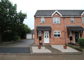 3 bed end terrace house to rent in Clay Pit Lane, Dickens Heath, Solihull B90