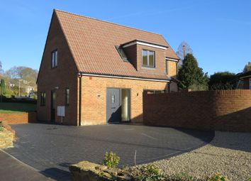 Thumbnail 3 bed detached house for sale in Brook Way, Romsey