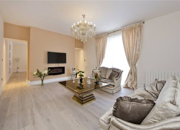 Thumbnail 4 bed flat to rent in Hyde Park Mansions, Cabbell Street, London