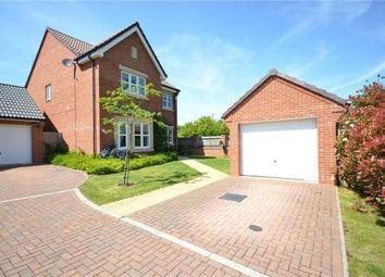 Thumbnail 4 bed detached house for sale in Binfields Farm Lane, Chineham, Basingstoke