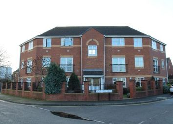 2 bed flat for sale in Black Eagle Court, Burton-On-Trent, Staffordshire DE14