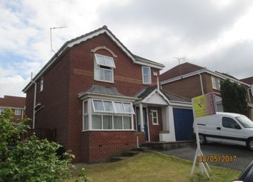 Thumbnail 4 bedroom detached house to rent in Spitfire Way, Tunstall, Stoke-On-Trent ST6, Stoke-On-Trent,