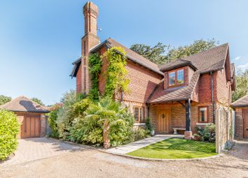 Thumbnail 4 bed detached house for sale in Pine Grove, Weybridge
