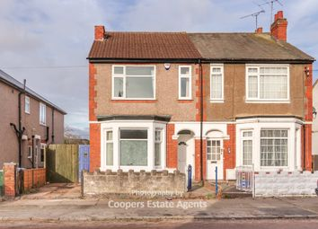Thumbnail 4 bed terraced house to rent in Biggin Hall Crescent, Stoke Green, Coventry