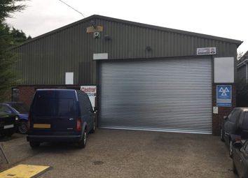 Thumbnail Parking/garage for sale in Whittlesey Road, March