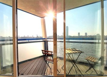 Thumbnail 2 bed flat to rent in Apollo Building, Newton Place, Canary Wharf