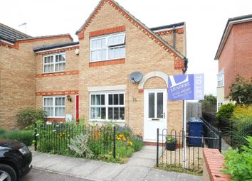 Thumbnail 2 bedroom terraced house to rent in Kingfisher Way, Cottenham, Cambridge