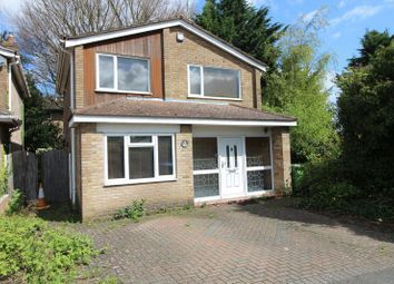 Thumbnail 3 bedroom detached house for sale in Tintagel Close, Luton