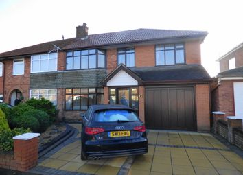 Thumbnail 4 bed semi-detached house to rent in Sandfield Road, Eccleston