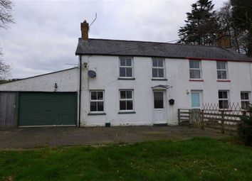 Thumbnail 2 bed cottage for sale in New Cross, Aberystwyth, Ceredigion