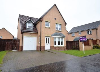 Thumbnail 4 bed detached house for sale in Penkill Avenue, Airdrie
