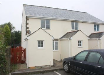 Thumbnail 2 bed end terrace house to rent in Grovewood Court, Fraddon, St. Columb