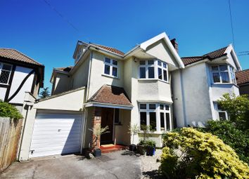 Thumbnail 5 bed detached house for sale in Kewstoke Road, Stoke Bishop, Bristol