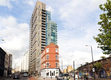 Thumbnail 1 bed flat for sale in Courtyard Apartments, 3 Avantgarde Place, London
