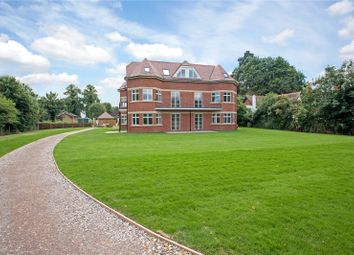 Thumbnail 2 bed flat for sale in The Old Court, Bath Road, Taplow