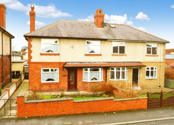 Thumbnail 3 bed semi-detached house for sale in Whincup Avenue, Knaresborough