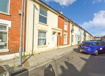 Thumbnail 2 bed terraced house to rent in Station Road, Portsmouth
