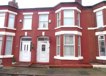 Thumbnail 3 bedroom terraced house for sale in Ribblesdale Avenue, Aintree, Liverpool