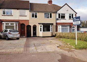 Thumbnail 3 bed terraced house for sale in Groveley Lane, Longbridge, Northfield, Birmingham