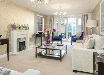 "Thumbnail 5 bed detached house for sale in ""Stratford"" at Hyde Road, Upper Stratton, Swindon"