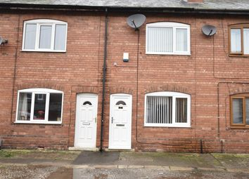 Thumbnail 2 bed terraced house for sale in Mill Street, Worksop