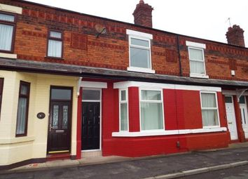Thumbnail 2 bed terraced house for sale in Priory Street, Warrington, Cheshire