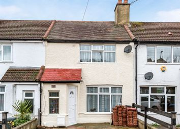 Thumbnail 2 bed terraced house for sale in Marden Crescent, Croydon