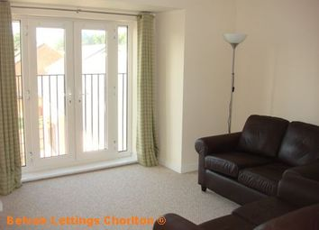 Thumbnail 1 bed flat to rent in Manor Road, Manchester