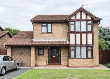 Thumbnail 4 bed detached house for sale in Barn Road, Armitage With Handsacre, Rugeley