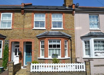 Thumbnail 3 bed terraced house for sale in Birchington Road, Surbiton