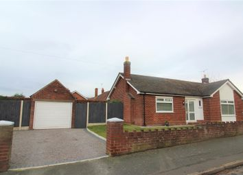 Thumbnail 3 bed detached bungalow for sale in Richmond Road, Wrexham