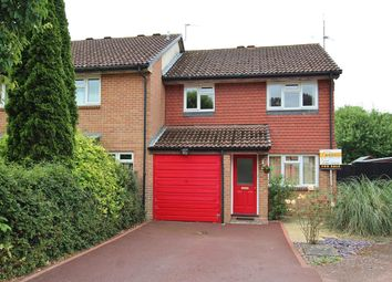 Thumbnail 3 bed end terrace house for sale in Shelley Drive, Broadbridge Heath, Horsham