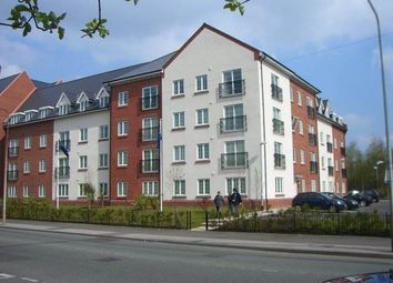 Thumbnail 2 bed flat to rent in Greenings Court, Warrington, Cheshire