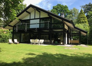 Thumbnail 5 bed detached house to rent in Ravensbury, Brockenhurst Road, Ascot