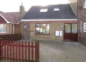 Thumbnail 2 bed semi-detached house to rent in Bad Bargain Lane, York, North Yorkshire