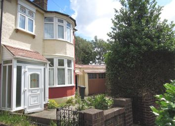 Thumbnail 3 bed end terrace house for sale in Sherwood Gardens, Barking