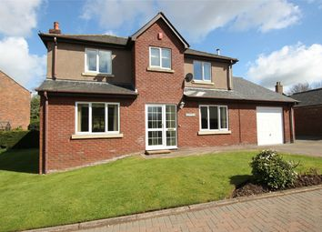 Thumbnail 5 bed detached house for sale in West Garth, Aglionby, Carlisle, Cumbria