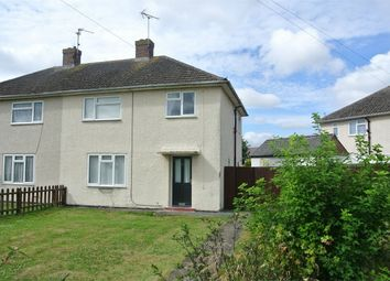 Thumbnail 3 bed semi-detached house for sale in Edinburgh Crescent, Bourne, Lincolnshire
