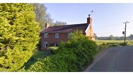 Thumbnail 2 bedroom semi-detached house to rent in Bridge Cottages Badingham, Woodbridge