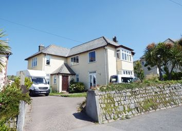 Thumbnail 5 bedroom detached house for sale in Liskey Hill, Perranporth