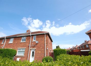 Thumbnail 3 bed semi-detached house for sale in Welfare Crescent, Newbiggin-By-The-Sea