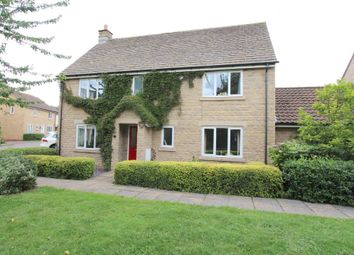 Thumbnail 4 bedroom detached house to rent in Temples Court, Helpston, Peterborough