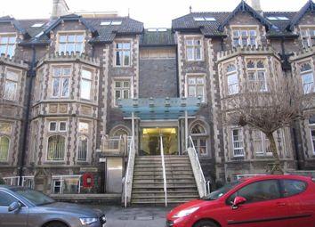 Thumbnail 3 bedroom maisonette to rent in Royal Parade, Elmdale Road, Bristol, Bristol
