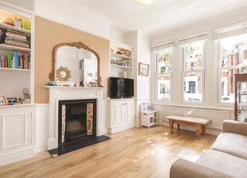 Thumbnail 2 bed flat for sale in Fontarabia Road, London