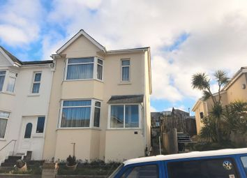 Thumbnail End terrace house for sale in Berea Road, Torquay