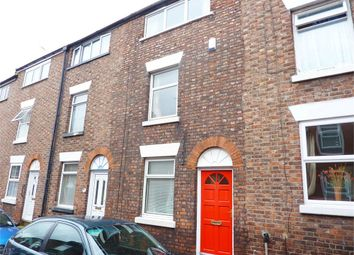 Thumbnail 3 bed town house to rent in Paradise Street, Macclesfield, Cheshire