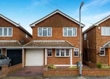 Thumbnail 4 bed detached house for sale in Regent Close, Rayleigh