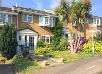 Thumbnail 3 bedroom terraced house for sale in Leas Close, Chessington