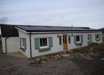 Thumbnail 4 bedroom detached bungalow to rent in Gorthleck, Inverness, Highland