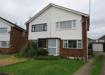Thumbnail 3 bed semi-detached house for sale in Trent Crescent, Burton Latimer, Kettering